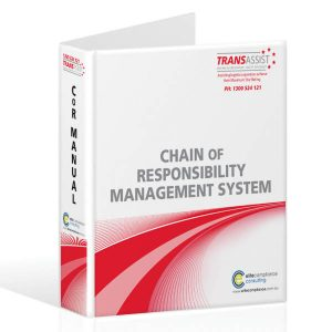 Chain of Responsibility Management System Manual